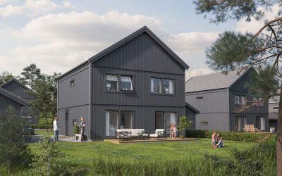 Valsjöberget - Exterior vy 3
